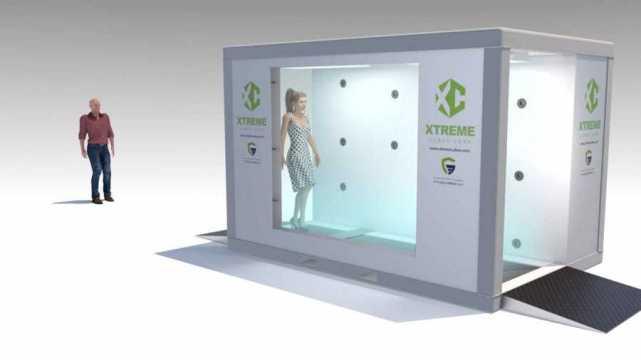 Xtreme Cubes – Opti-Clean Cube Unit