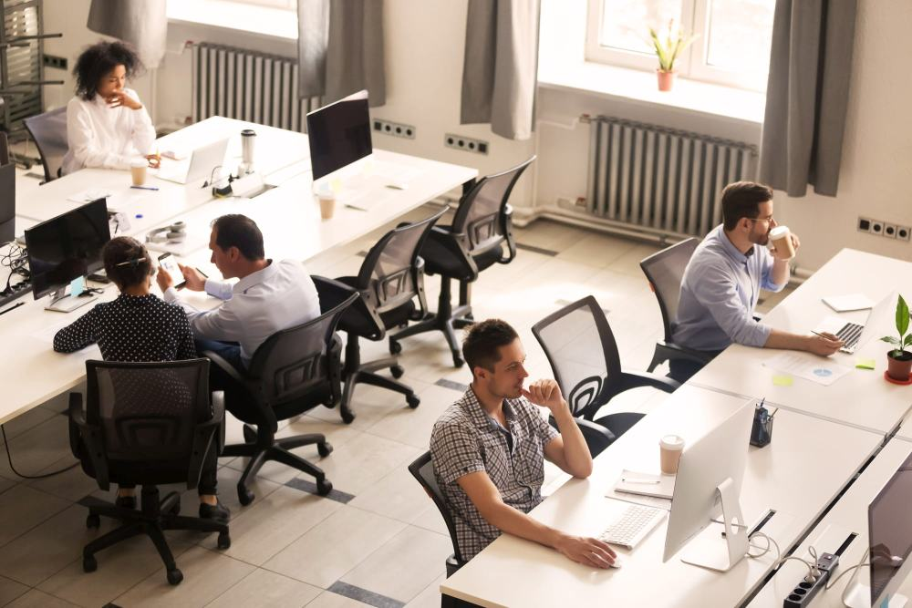 Incubators, Accelerators, And Co-working Spaces